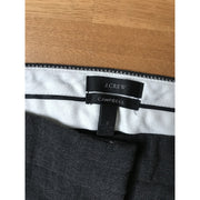 "Dark Grey Wool/Viscose ""Campbell"" Pants by J-Crew"