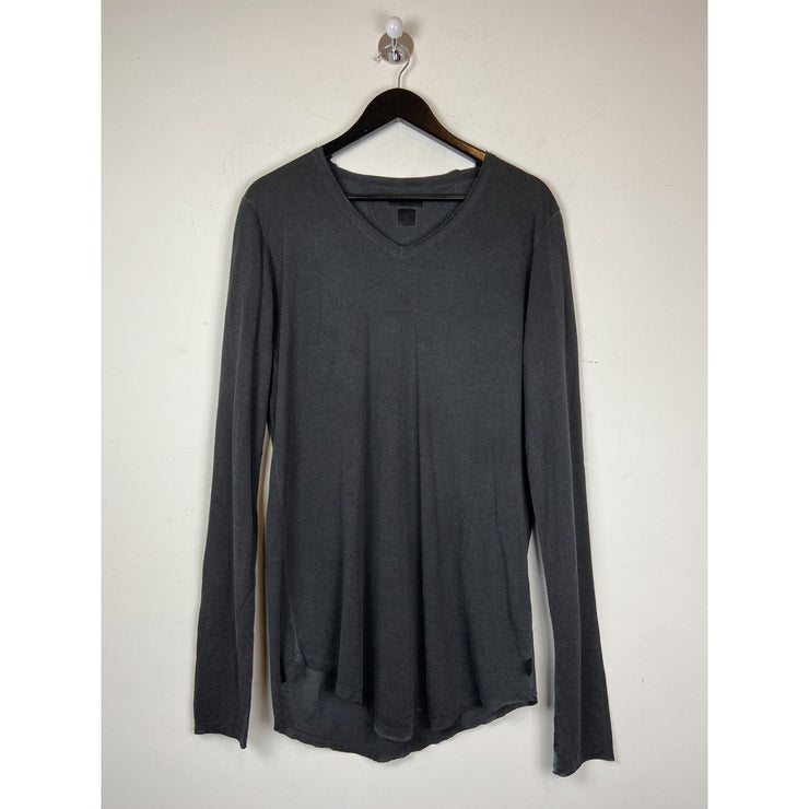 Grey Longsleeve Top by Tiger of Sweden