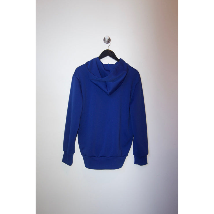Blue Zip Hoodie by Comme Des Garcons