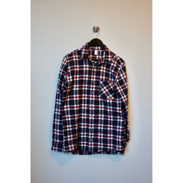 Flannel Shirt By American Apparel