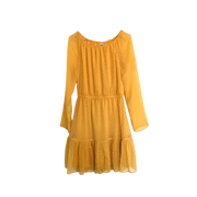 Yellow Dress by H&M