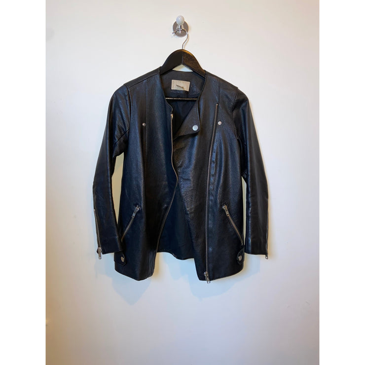 Leather Jacket by H&M