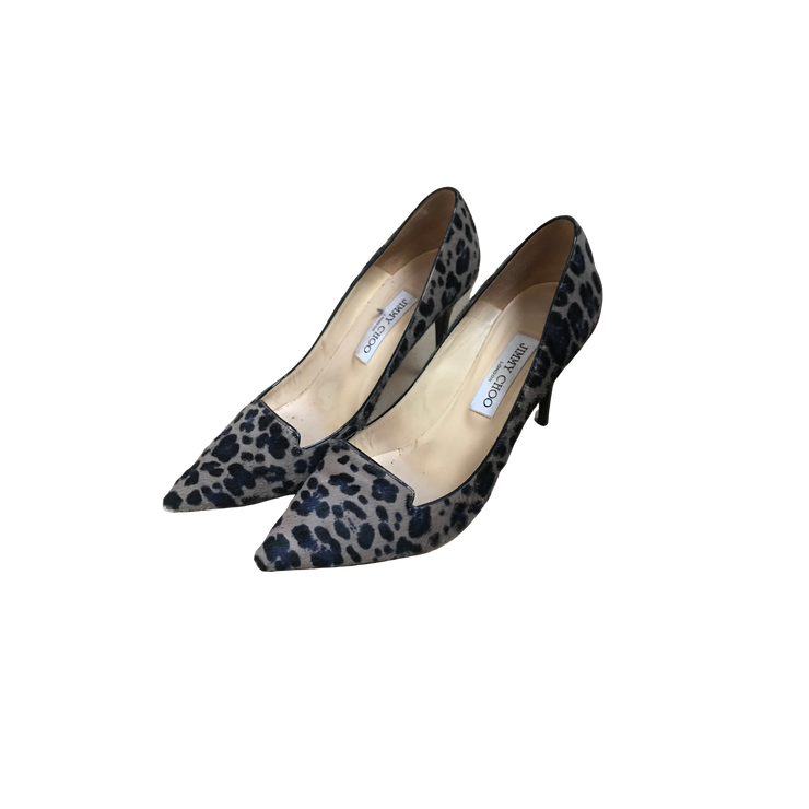 Leopard Pumps by Jimmy Choo