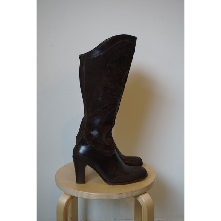 Vintage Boots Betty Jackson London
