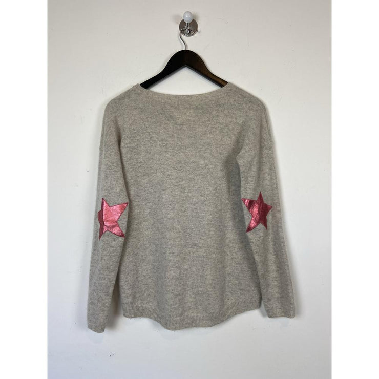 Grey Cashmere Knit by Zadig&Voltaire