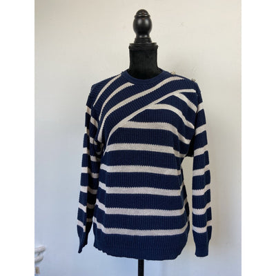 Striped Vintage Knitwear
