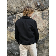 Black Utility Jacket by Acne