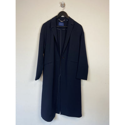 Navy Thin Coat by Gant