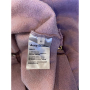 Dusty Pink Sweatshirt by Acne Studios