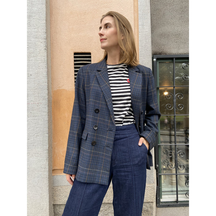 Blue Blazer by & Other Stories