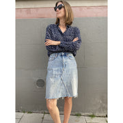 Denim Skirt by Weekday