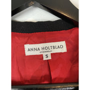 Wool Coat by Anna Holtblad