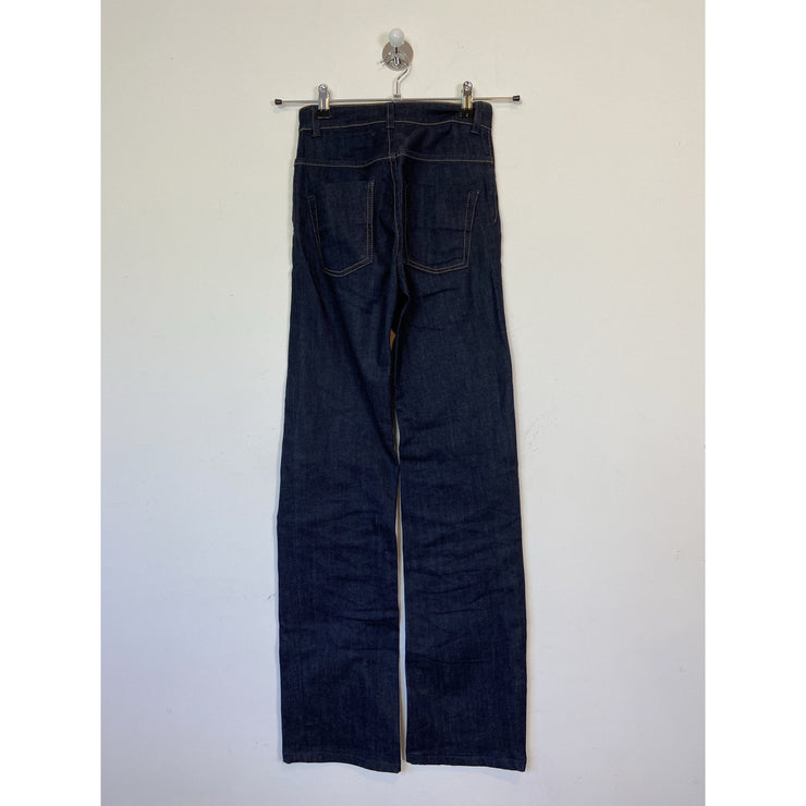Blue High Waist Jeans by Filippa K