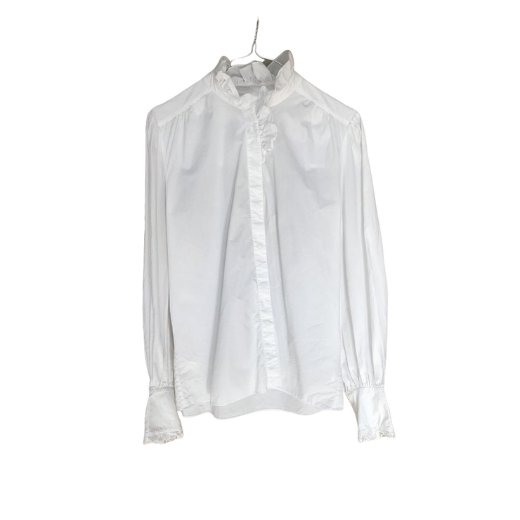 White Blouse by Erdem x H&M
