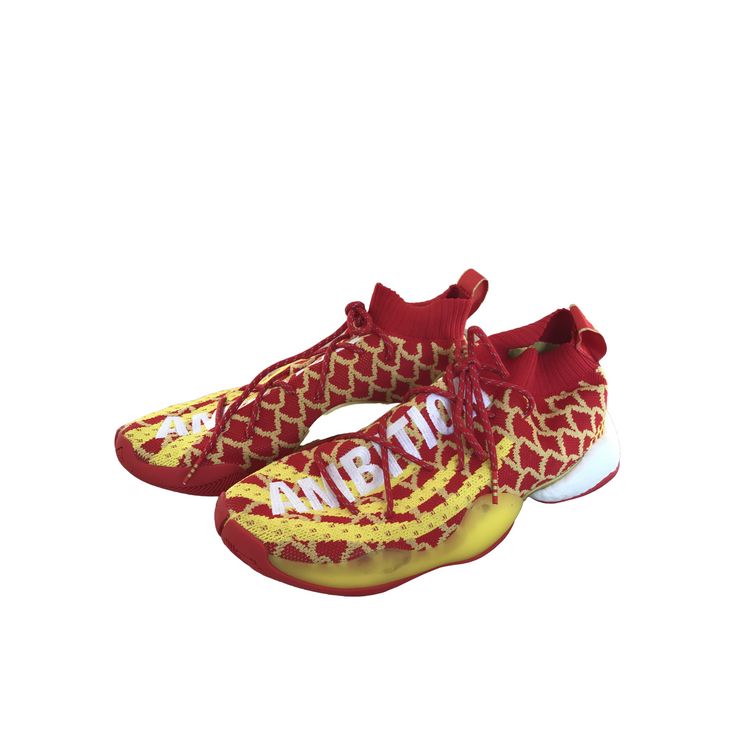 Ambition Sneakers Pharrell Williams x Crazy by Adidas