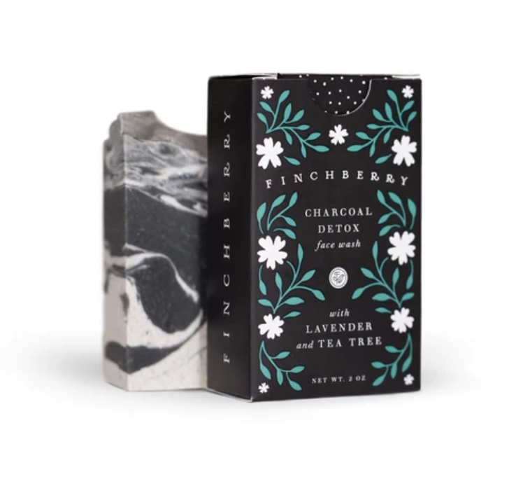 FinchBerry Charcoal Detox Face Wash
