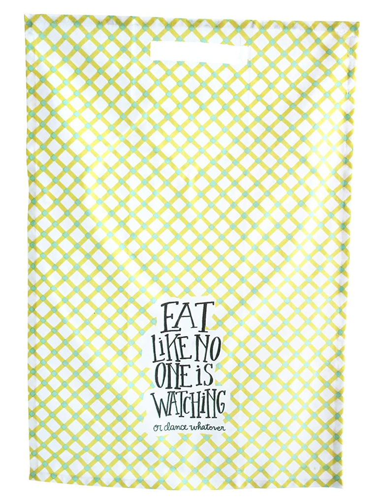 Eat Like No One Is Watching Kitchen Towel