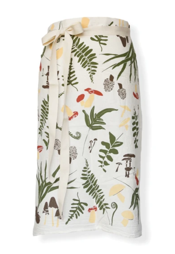 Forest Finds Bistro Apron