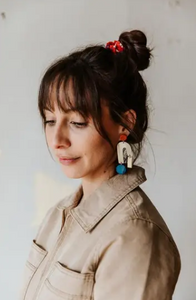 Obangsaek Mobile Earrings