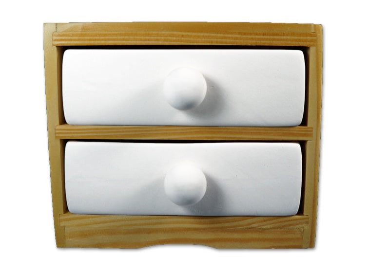 Two Drawer Holder