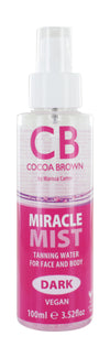 Miracle Mist Tanning Water for Face and Body- Dark