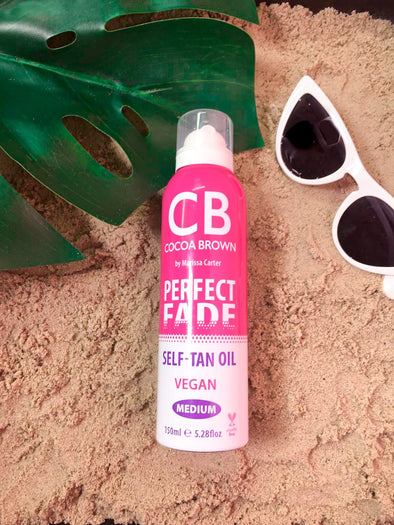 Perfect Fade Self-Tan Oil Medium