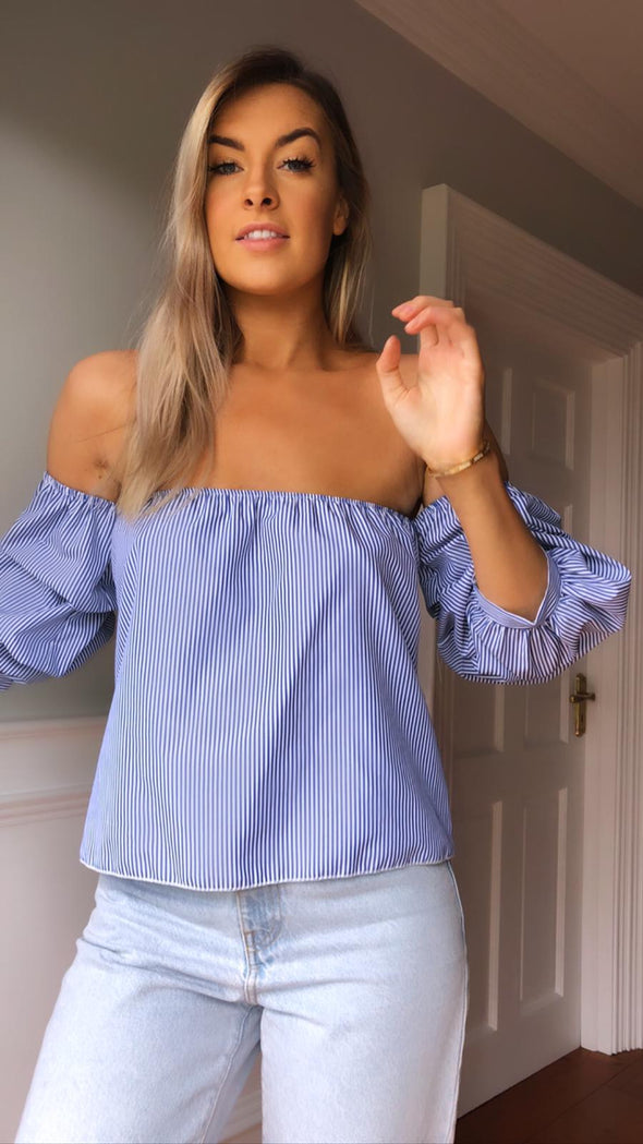Margarita stripe top