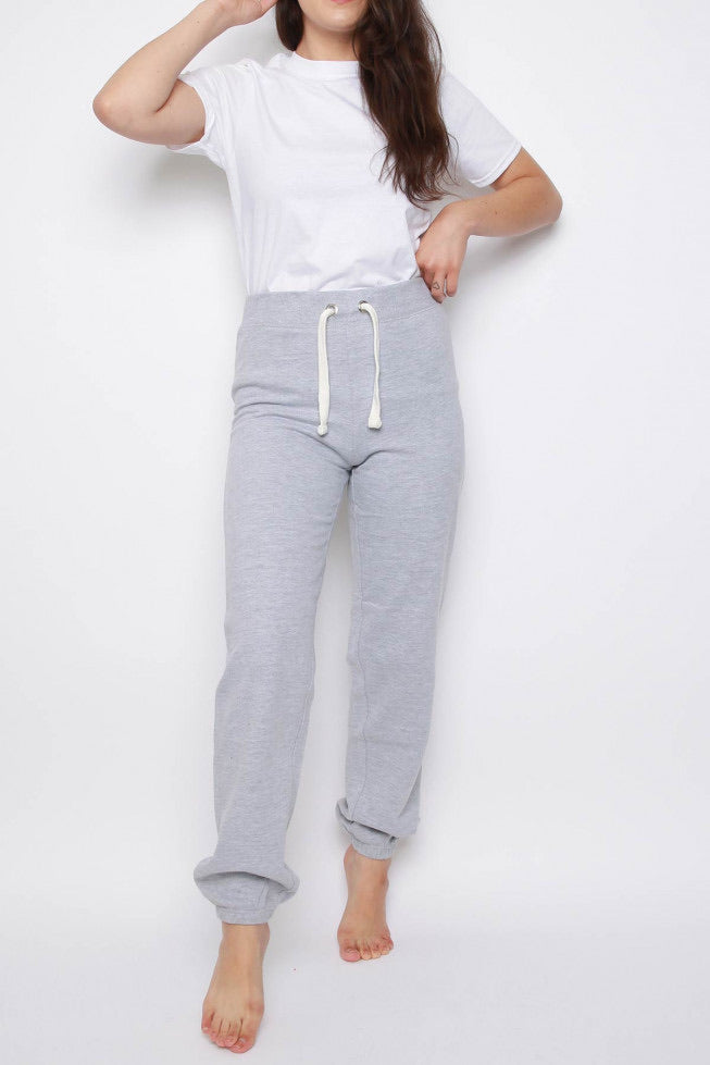 Maree cuffed sweatpant- grey