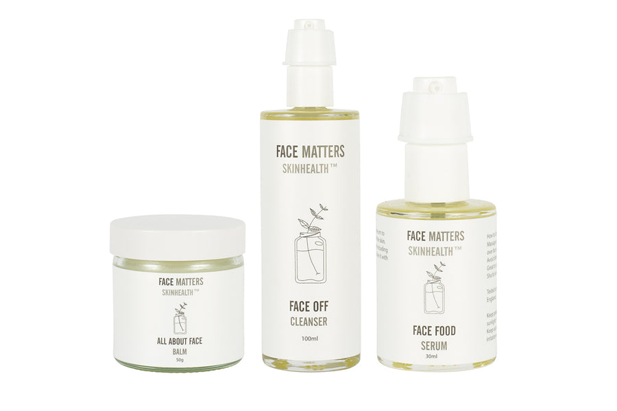 Get Your Glow on this Winter with Face Matters SkinHealth