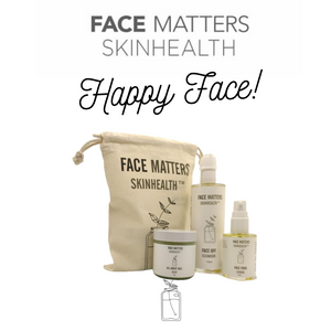 Happy Face - The Face Matters SkinHealth Family