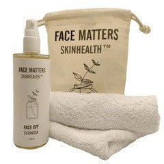 No Excuse - Face Cleanser, Eco Towel & Bag
