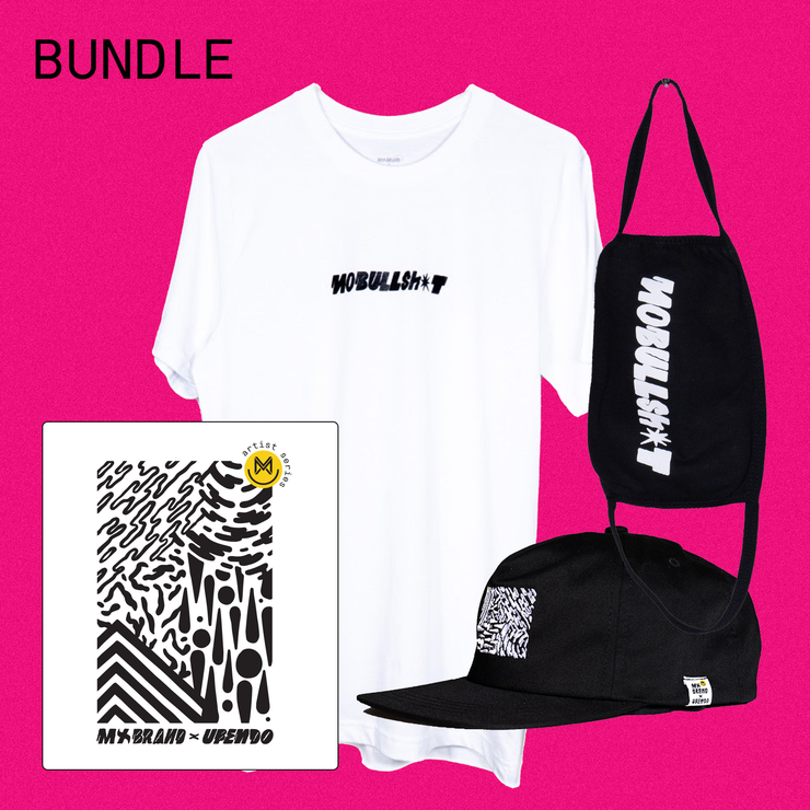 MX x UPENDO Bundle White