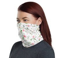 Neck Gaiter Bandana - Field of Roses