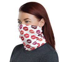 Neck Gaiter Bandana - Thousands of Kisses