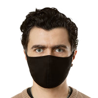 Black Face Mask (pack of 3)