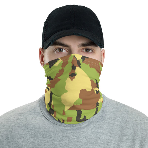 Neck Gaiter Bandana - Military