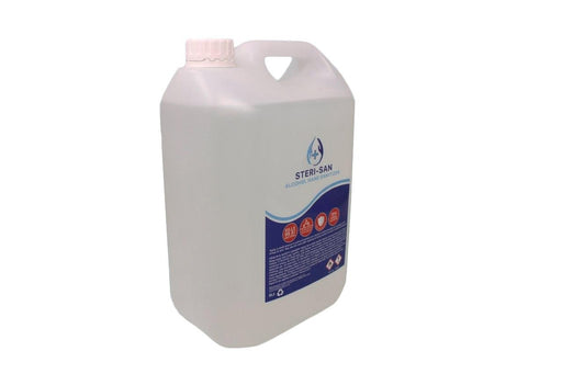 5l drum of hand sanitiser gel
