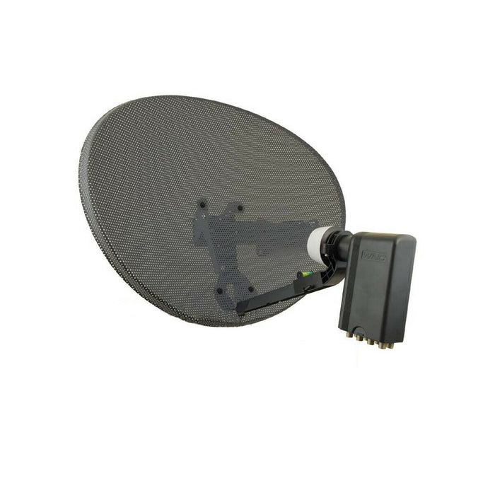 Zone 1 Satellite Dish With Octo LNB