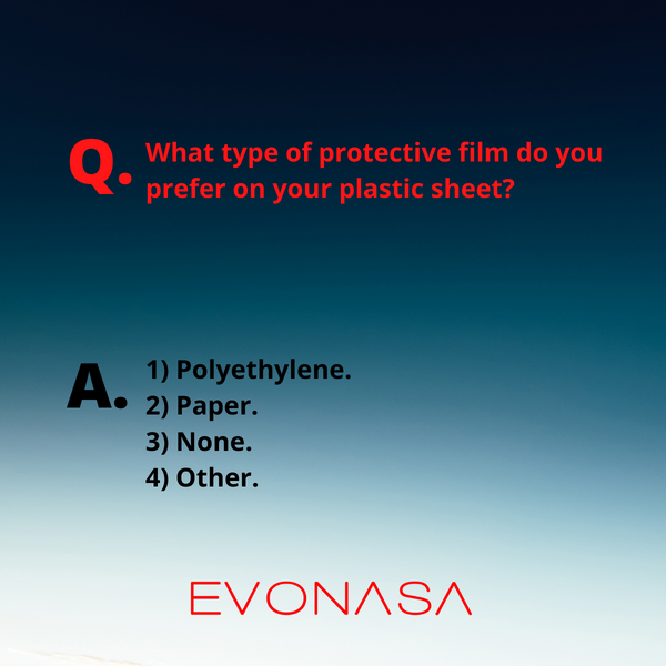 Protective Film - What's Your Preference?