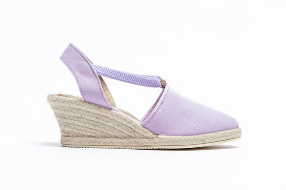 ShoeDolly Lavender City - Mid Heel