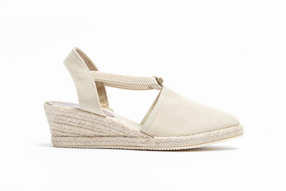 ShoeDolly Stone City - Low Heel Espadrille