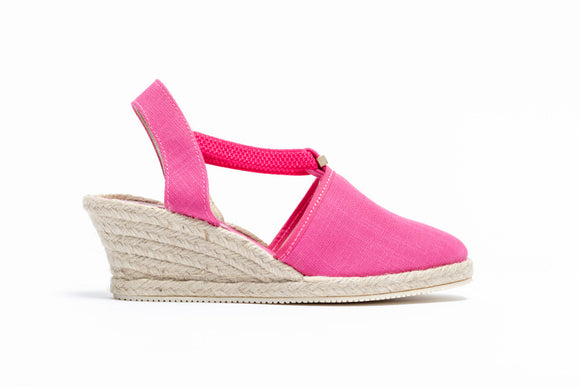 ShoeDolly Fuchsia City - Mid Heel