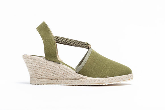 ShoeDolly Olive City - Mid Heel