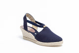 ShoeDolly Navy City - Mid Heel