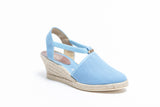 ShoeDolly Blue City - Mid Heel