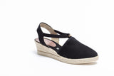 ShoeDolly Black City - Low Heel