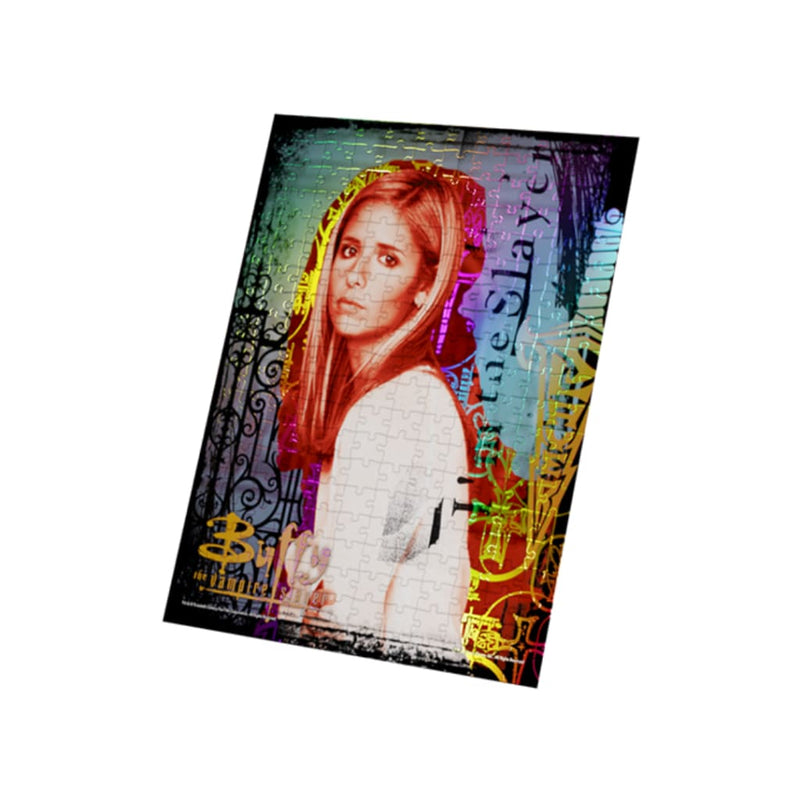 BUFFY THE VAMPIRE SLAYER FOIL JIGSAW PUZZLE - Puzzle