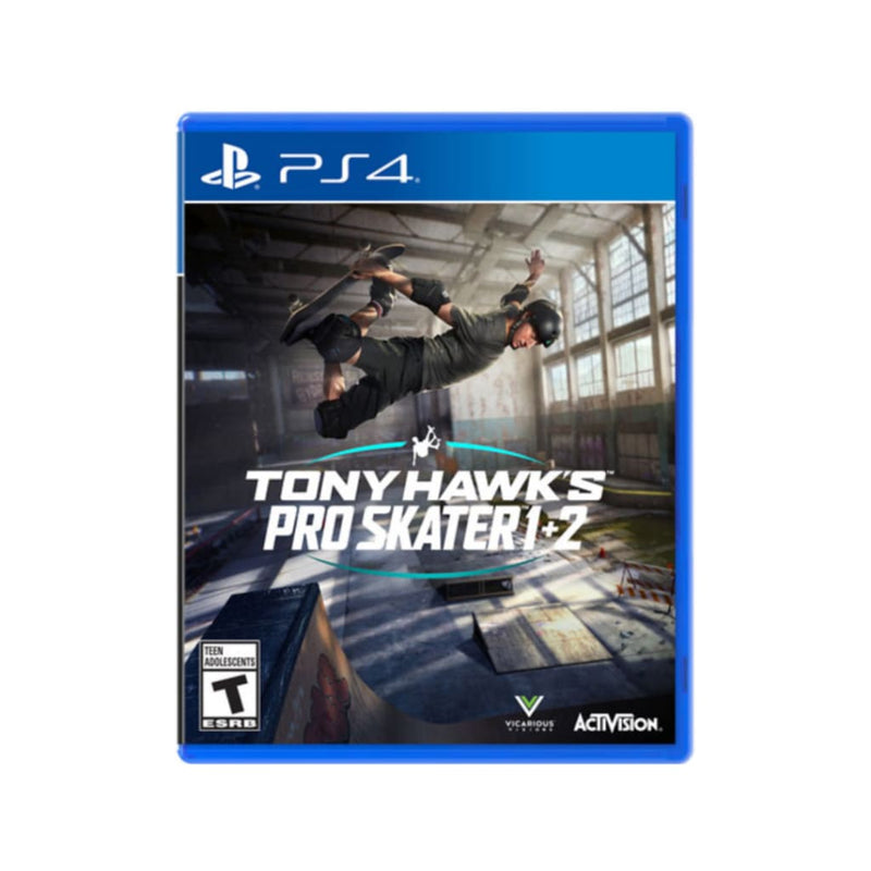 Copy of Tony Hawk's Pro Skater 1 + 2 (ps4) - Video Games