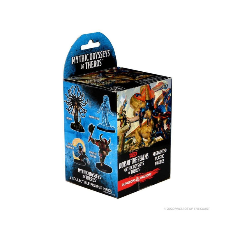 Dungeons and Dragons Minis - Icons of the Realms - Mythic
