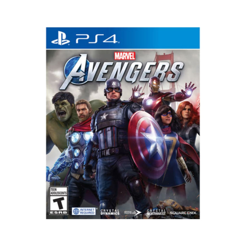 Marvel's Avengers (ps4) - Video Games